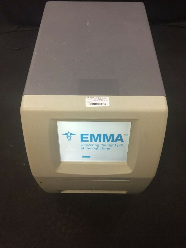 Inrange Emma Computerized Pill Management Delivery System Type 4