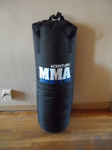 Century 70 lb MMA Heavy Bag With Training Gloves