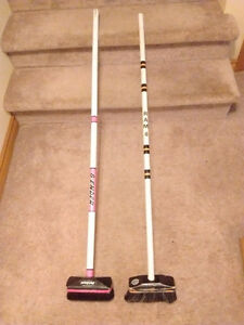 Curling brooms for sale