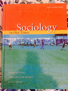 Sociology In Our Times (3rd Canadian ed.)