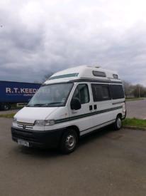 62428b7702 Peugeot autosleeper Campervans and Motorhomes for Sale - Gumtree