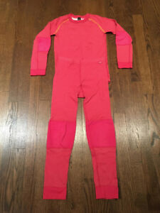 Helly Hansen Kid's HH Warm Base Layer Top and Bottom Set SIZE 8