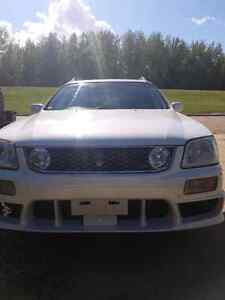 2000 Nissan Stagea RS FOUR S Dayz Edition
