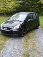 2007 Honda Fit Bicorps