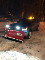 Snow Removal & Salting Service