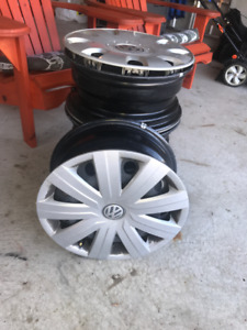 15-inch Volkswagen Wheels