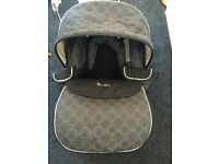 Silver Cross car seat for newborn