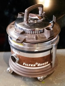 Filter Queen Vacuum.  Motor and canister only