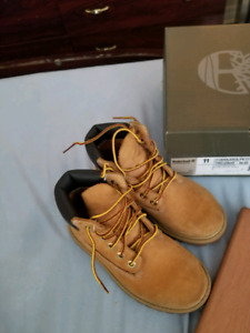 Timberland boot kids size 11 for $50