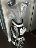 New golf clubs set with bag for sale