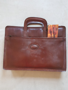Gianni Conti leather bag