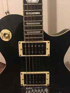 Indie Standard Floyd Black + Amplie Fender Saguenay Saguenay-Lac-Saint-Jean image 2