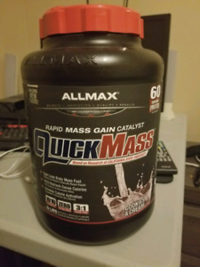 all max weight gainer