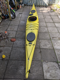 Valley Avocet sea kayak