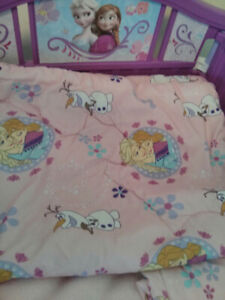 "Disney ""Frozen"" Toddler Canopy Bed"