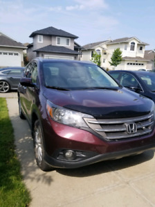 2012 Honda CR-V Touring - Fully Loaded - Low Kms