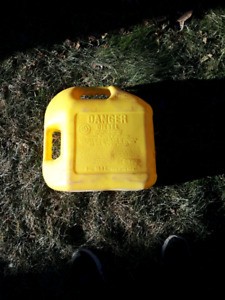 Diesel Jerry can/portable gas jub