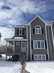 beautiful semi-detached house for rent for the summer or 1 year