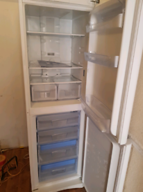 Frost free indesit 50-50 fridge freeze in good condition