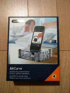Griffin AirCurve Acoustic Amplifier for iPhone 3G/3GS