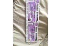 Creamfields 2016 tickets x2
