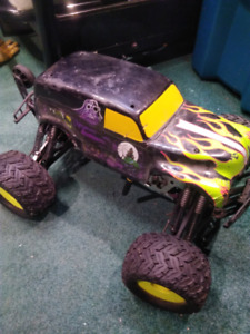 Hpi rc monster truck