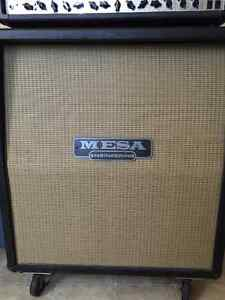 Mesa 4x12 Oversized Guitar Cabinet