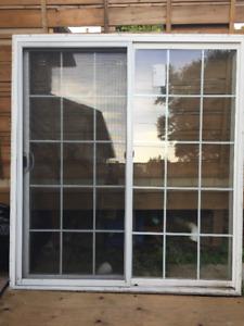 6 ft Sliding Glass Door - Novateck (Brand New)