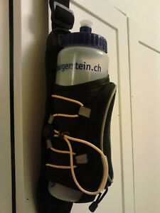 Water bottle holder  -  running