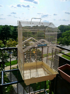 Large Bird cage (used)