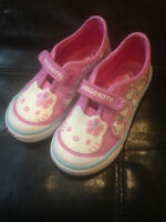 Keds Hello Kitty Running Shoes Size 8