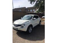 Nissan Juke Acenta Premium 1.6 Sport Petrol