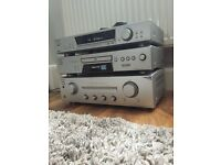 SONY separate stack stereo system ( not jvc kenwood pioneer technics )