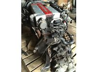 Red top engine and gearbox