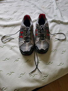 Used athletic shoes size 12/ 12.5