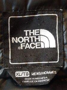 Men's XL North Face down filled winter jacket Edmonton Edmonton Area image 4