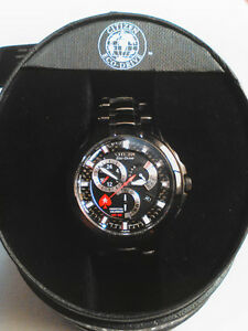 Citizen Eco-Drive BL8097-52E Watch - Pokerstars Limited Edition
