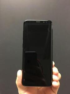 Galaxy S8 64 GB Black Unlocked -- 30-day warranty, blacklist guarantee, delivered to your door