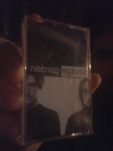 Savage gardens cassette tape- in  case