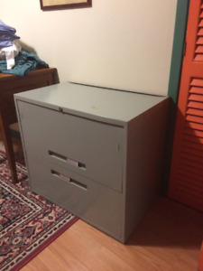 file cabinet, side opening