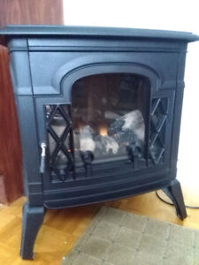 Fireplace Electric Heater Stove
