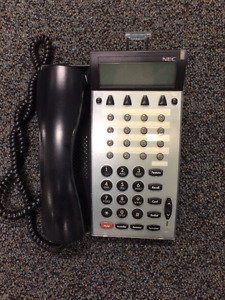 Used NEC phone system (47 phone sets / 2 systems)