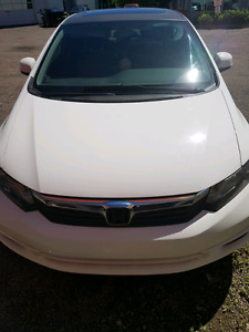 Honda Civic Ex 2012 automatique **