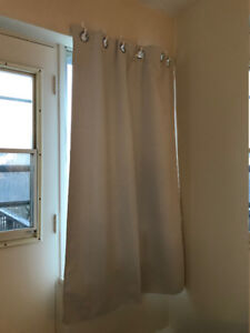 Selling blackout curtains (x4 panels)