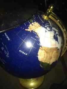 World map.   globe