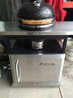 SNAP ON BBQ AND SMOKER 2 IN 1!!!