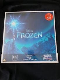 New Frozen Big Sleeve 4k Blu Ray