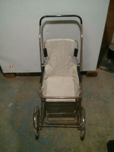 Antique dolls stroller for sale London Ontario image 4
