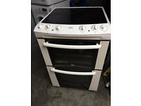 Zanussi Double Electric Cooker