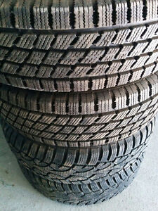 (4) x Loose Winter Tires - 175/70/13